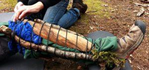Outdoor Erste Hilfe – ein Kurs für die Praxis