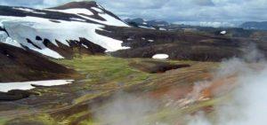 Alleine wandern in Island